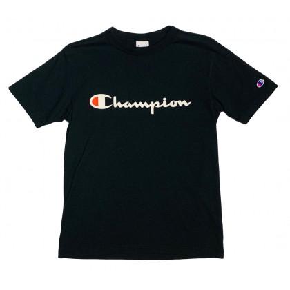 Champion Classic Script Logo Tee